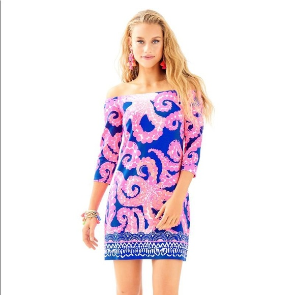 Lilly Pulitzer Laurana dress in M'Ocean M